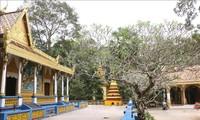 Đồng bào Khmer vui đón Tết cổ truyền Chôl Chnăm Thmây
