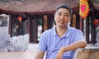 Soạn giả Mai Văn Lạng với những bài dân ca chống dịch covid 19