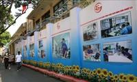 Triển lãm ảnh Thành phố Hồ Chí Minh 45 năm xây dựng và phát triển vì cả nước, cùng cả nước