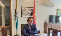 Đẩy mạnh xúc tiến đầu tư, kinh doanh Việt Nam-Ấn Độ hậu COVID-19