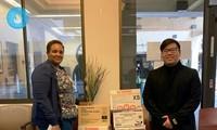 Hội Thanh niên Sinh viên Việt Nam tại California ủng hộ hơn 5000 đôi găng tay bảo hộ cho các bệnh viện địa phương