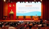 Tỉnh Quảng Ninh bàn giải pháp tăng chất lượng PCI 2020