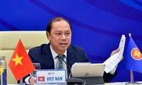 ASEAN luôn có lập trường riêng của mình trong các vấn đề quốc tế và khu vực