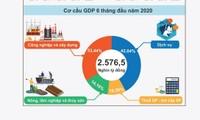 Kinh tế 6 tháng đầu năm Việt Nam khả quan so với bối cảnh chung thế giới