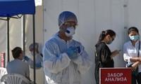 Kazakhstan tiếp nhận vật tư y tế do Việt Nam hỗ trợ chống dịch COVID-19