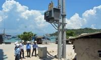 350 tỉ đồng thực hiện Dự án cấp điện bằng cáp ngầm xuyên biển cho đảo Nhơn Châu