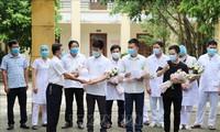 Tỉnh Ninh Bình công bố 3 bệnh nhân khỏi bệnh Covid-19