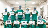 Việt Nam chung tay chống dịch covid 19