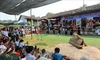 """""""Vui Tết độc lập"""" cùng đồng bào tại Làng Văn hóa – Du lịch các dân tộc Việt Nam"""