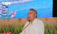 Xuất khẩu thủy sản Việt Nam năm nay phấn đấu đạt 8,9 tỷ USD