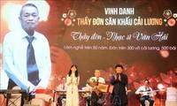 Ngày sân khấu Việt Nam 2020: Vinh danh các văn nghệ sỹ có nhiều đóng góp cho sân khấu, vì cộng đồng