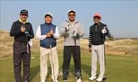"""Giải golf """"Việt Nam và những người bạn"""" kỷ niệm 70 năm thiết lập quan hệ ngoại giao Việt Nam – LB Nga"""