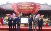 Lễ hội đền Quát được công nhận là di sản văn hóa phi vật thể quốc gia