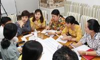 Hội thảo vận động chính sách Hỗ trợ phụ nữ di cư hồi hương