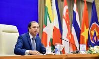 ASEAN chung tay ứng phó chống dịch COVID-19