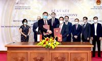 Ký kết hợp tác tài chính giữa Viêt Nam và Ba Lan