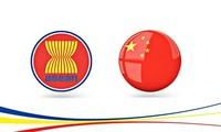 Kim ngạch thương mại ASEAN và Trung Quốc tăng trưởng mạnh mẽ