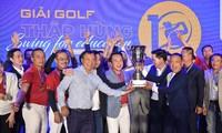 Kết thúc giải Golf Thập Hùng 2020