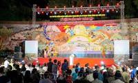Giao lưu nhân kỷ niệm 60 năm Ngày thành lập Mặt trận Dân tộc giải phóng miền Nam
