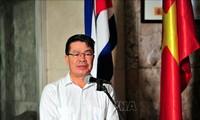 Cộng đồng Việt Nam tại các nước đón năm mới 2021