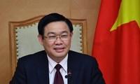 Bí thư Thành ủy Vương Đình Huệ: Hà Nội phải là trung tâm đổi mới sáng tạo