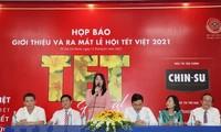 Lễ hội Tết Việt 2021: Tôn vinh giá trị, tinh hoa truyền thống tốt đẹp của người Việt