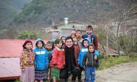 Đêm nhạc Xuân yêu thương lần thứ 6 - đến với những em nhỏ vùng cao Mèo Vạc, Hà Giang