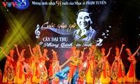 Nhạc sĩ Phạm Tuyên - Cây đại thụ và cánh én tuổi thơ
