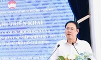 Thành phố Hồ Chí Minh triển khai công tác bầu cử đại biểu Quốc hội và Hội đồng Nhân dân các cấp