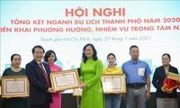 Thành phố Hồ Chí Minh tiếp tục hỗ trợ doanh nghiệp du lịch tháo gỡ khó khăn, phát triển bền vững