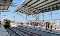 Thành phố Hồ Chí Minh triển khai thi công hệ thống cấp điện toàn tuyến metro số 1