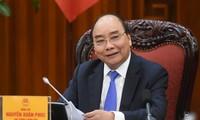 Thủ tướng Nguyễn Xuân Phúc: Tập trung hoàn thành các công trình then chốt để tạo điều kiện tốt cho phát triển