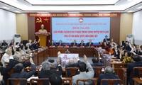 Giới thiệu 4 người của Ủy ban Trung ương Mặt trận Tổ quốc Việt Nam ứng cử đại biểu Quốc hội khóa XV