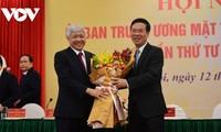 Hiệp thương cử ông Đỗ Văn Chiến làm Chủ tịch Ủy ban Trung ương Mặt trận Tổ quốc Việt Nam