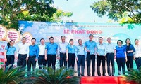 Phát động thi đua cao điểm chào mừng kỷ niệm 110 năm Chủ tịch Hồ Chí Minh ra đi tìm đường cứu nước