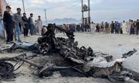 Điện thăm hỏi về vụ khủng bố tại trường trung học Sayed-ul-Shuhada, Afghanistan
