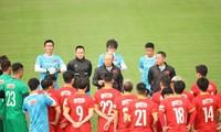 Đội tuyển bóng đá Việt Nam sẽ có trận giao hữu với Đội tuyển Jordan