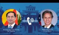 Quan hệ Việt Nam-Hoa Kỳ đang phát triển tích cực trên nhiều lĩnh vực