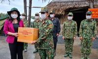 Phó chủ tịch nước làm việc tại Kiên Giang về công tác phòng, chống dịch Covid-19