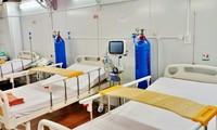 Bệnh viện Dã chiến số 16 của thành phố Hồ Chí Minh đi vào hoạt động