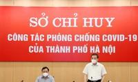 Một số địa bàn ở Hà Nội có thể áp dụng các biện pháp mạnh trong thực hiện Chỉ thị 17