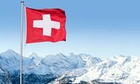Điện mừng Quốc khánh Thụy Sĩ
