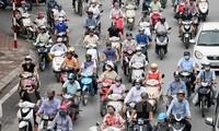 Người dân Hà Nội sẽ được kiểm định khí thải xe máy miễn phí