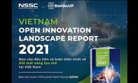 """Lần đầu tiên phát hành Báo cáo """"Toàn cảnh Đổi mới sáng tạo mở Việt Nam 2021"""""""