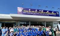 Tiếp tục chi viện Thành phố Hồ Chí Minh và tỉnh Hà Nam phòng chống dịch COVID-19