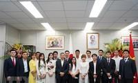 Hội người Việt Nam tại Fukuoka tổ chức đại hội lần thứ 2