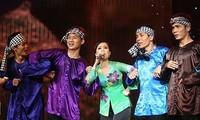 Những tác phẩm tham dự cuộc thi Kiều bào hát dân ca trên Đài Tiếng nói Việt Nam