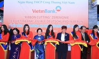 Wakil Presiden Vietnam Nguyen Thi Doan melakukan kunjungan kerja di Jerman