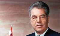 Presiden Republik Austria Heinz Fischer memulai kunjungan di Vietnam