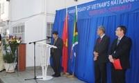 Memperingati Hari Nasional Vietnam di AS dan Afrika Selatan